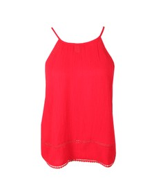 Superdry Womens Red Ricky Cami Top