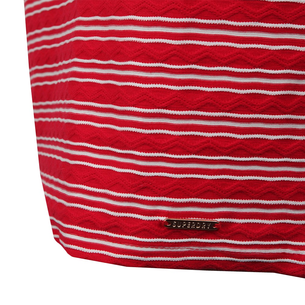 Sienna Chevron Textured Mini Dress main image