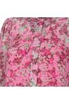Michael Kors Womens Pink Enchanted Bloom Top