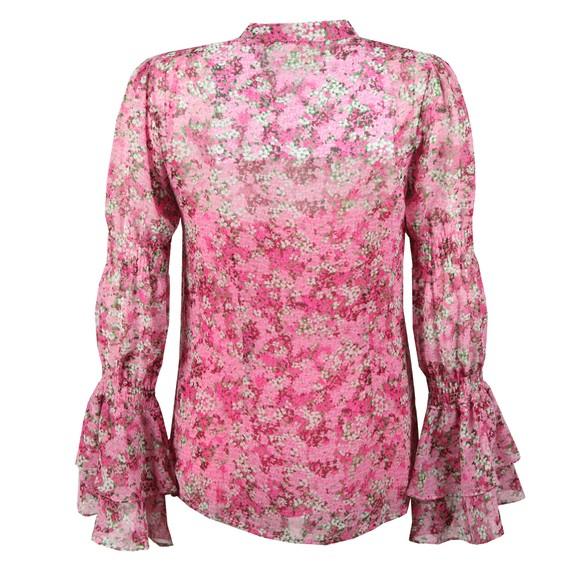 Michael Kors Womens Pink Enchanted Bloom Top main image