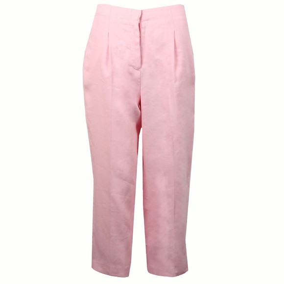 Michael Kors Womens Pink Carnation Woven Pant main image