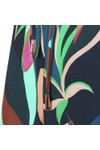 Ted Baker Womens Blue Glooria Supernatural Wide Leg Trouser