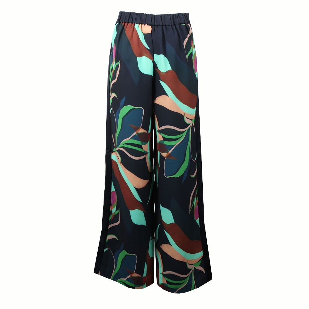 Glooria Supernatural Wide Leg Trouser main image