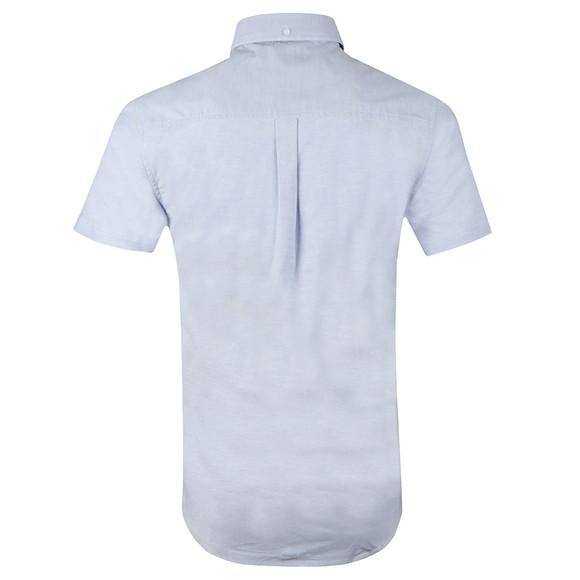 Luke 1977 Mens Blue Jimmy Stretch Shirt main image
