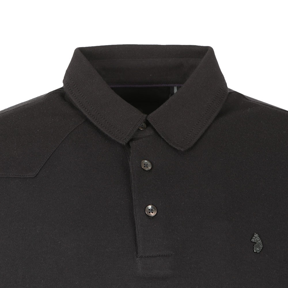 Gentry Knitted Collar Polo main image