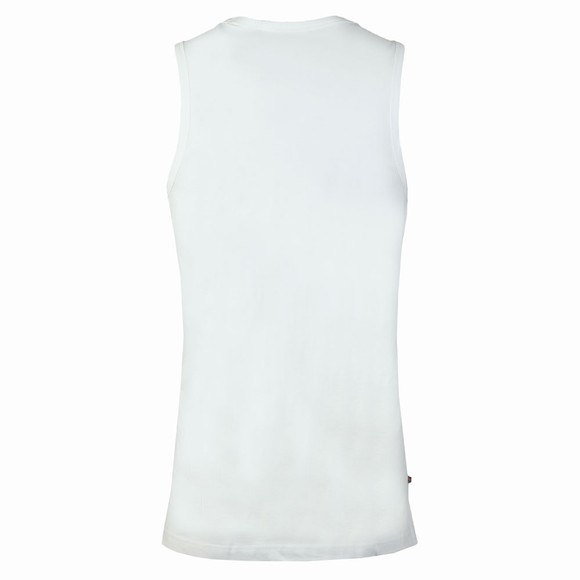 Luke 1977 Mens White Dance Vest main image