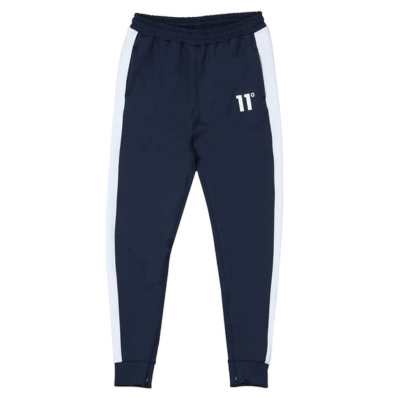 Eleven Degrees Mens Blue Poly Panel Track Pant main image