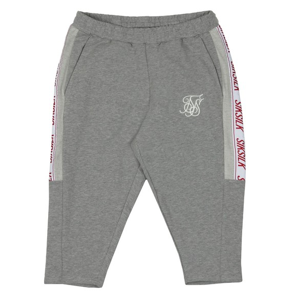 Sik Silk Mens Grey Performance Short main image