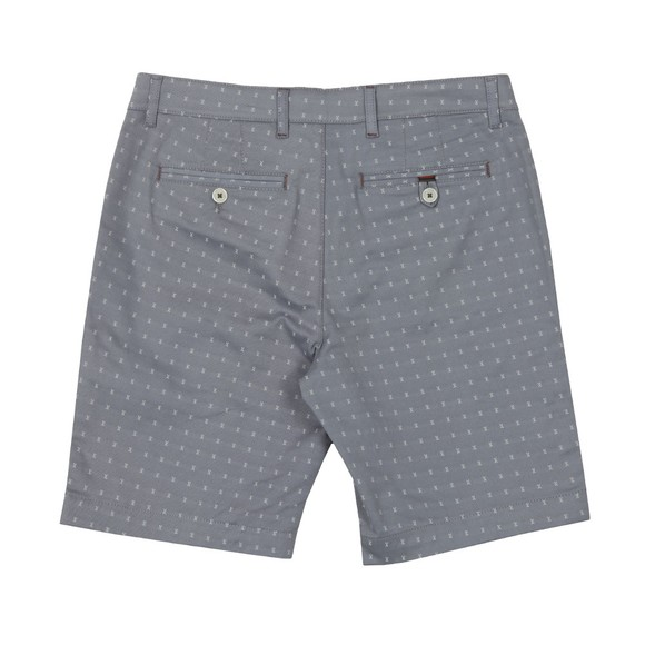 Ted Baker Mens Grey Cross Embroidery Short main image