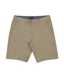 Ted Baker Mens Beige Selshor Chino Short