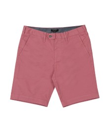 Ted Baker Mens Pink Selshor Chino Short