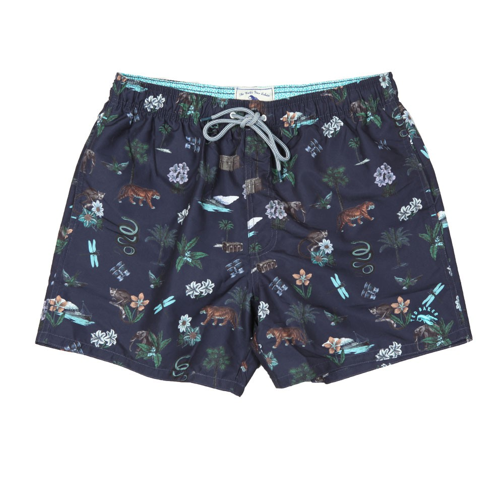 Safari Print Swim Short