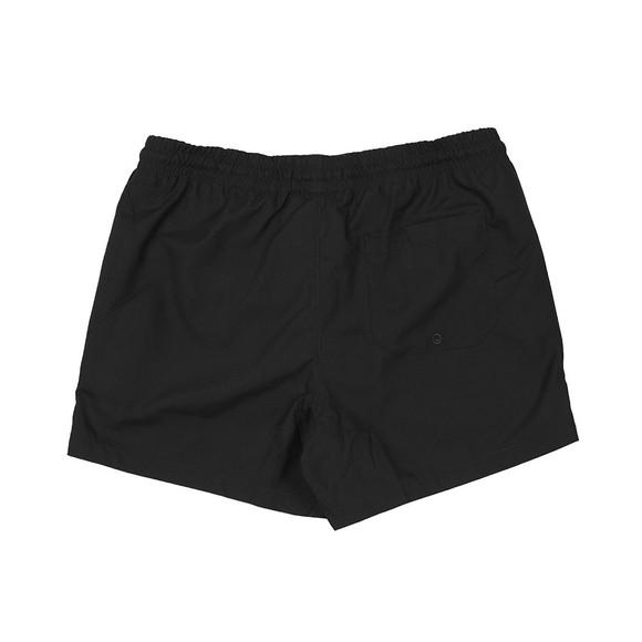 Sik Silk Mens Black Standard Swim Shorts main image