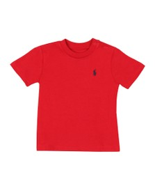Polo Ralph Lauren Boys Red Reef Baby Crew Neck T Shirt
