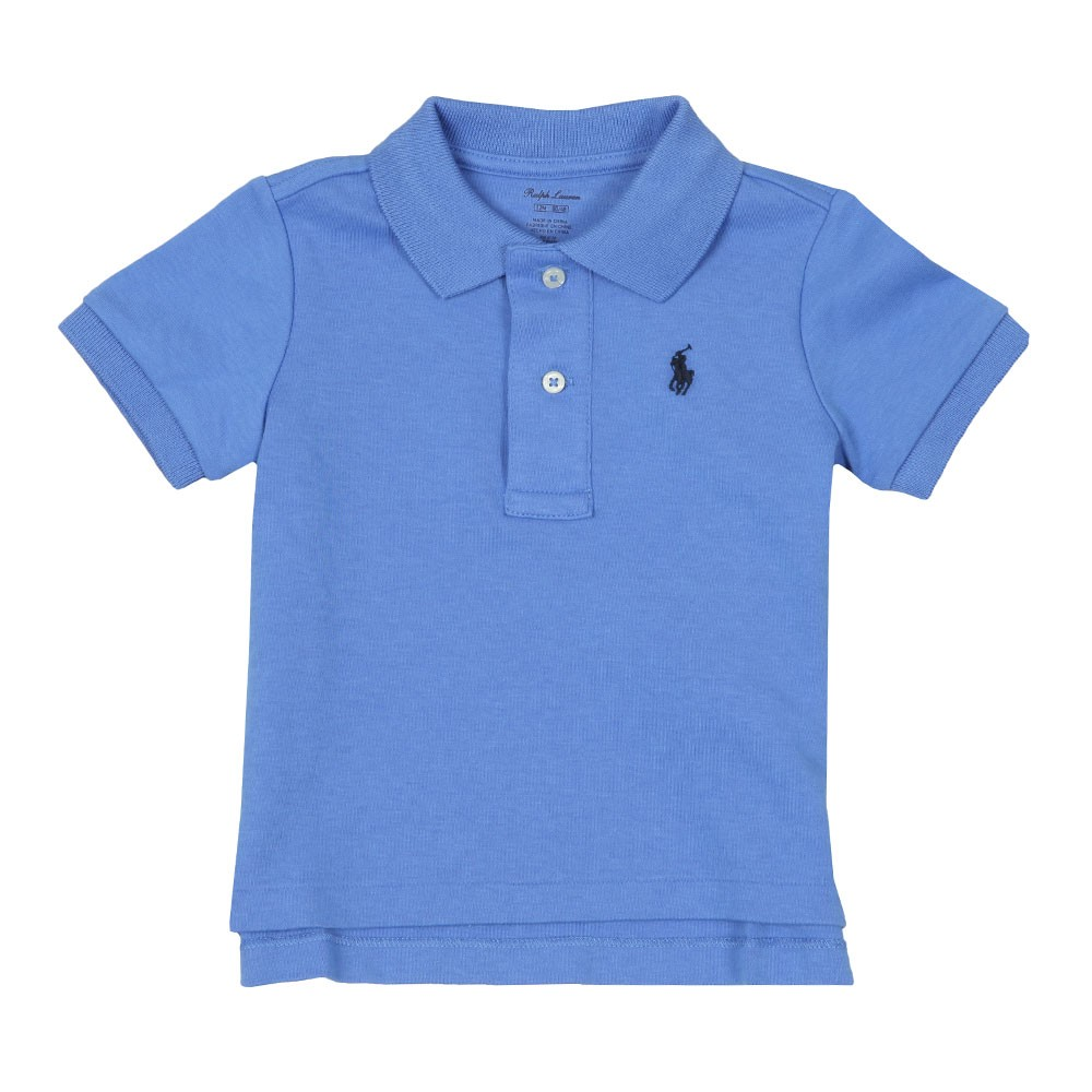 Baby Jersey Polo Shirt main image