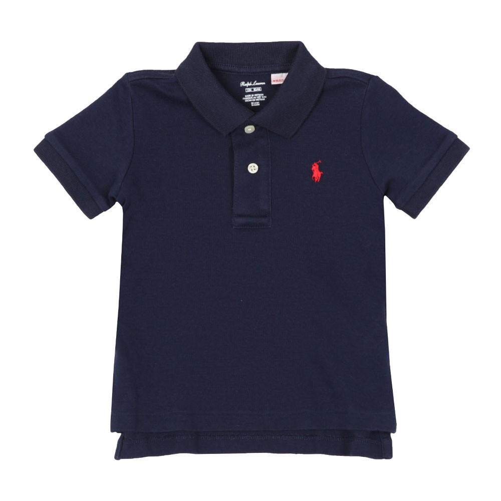 Baby Jersey Polo Shirt main image