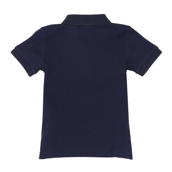 Polo Ralph Lauren Boys Blue Baby Jersey Polo Shirt main image
