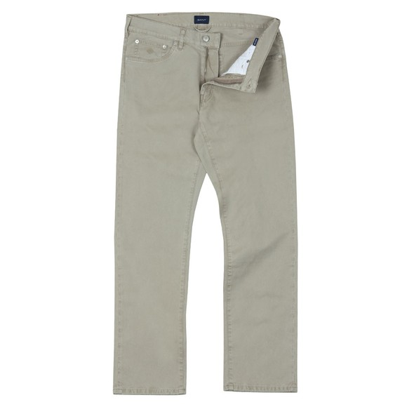 Gant Mens Beige Dusty Jean