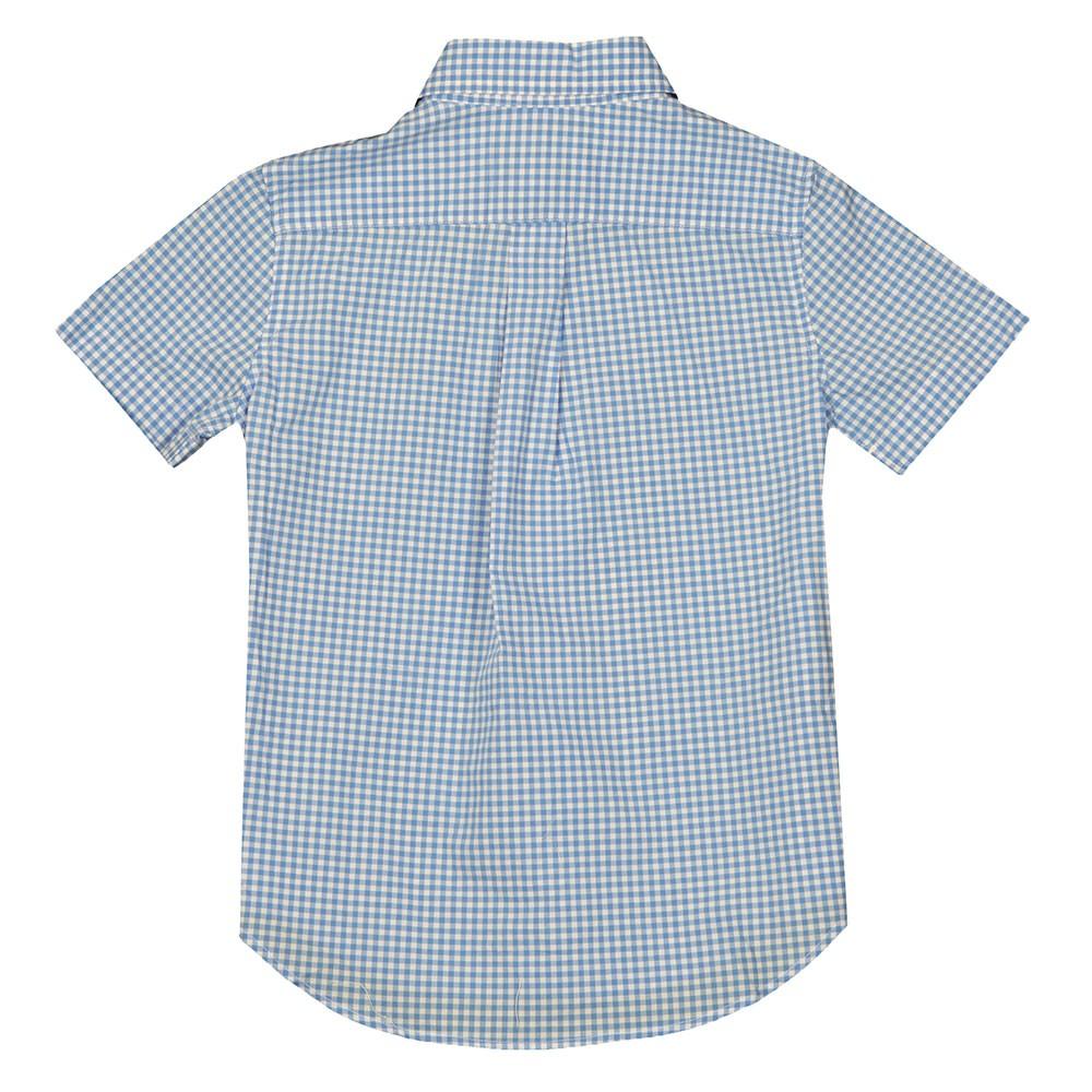 Short Sleeve Gingham Shirt main image