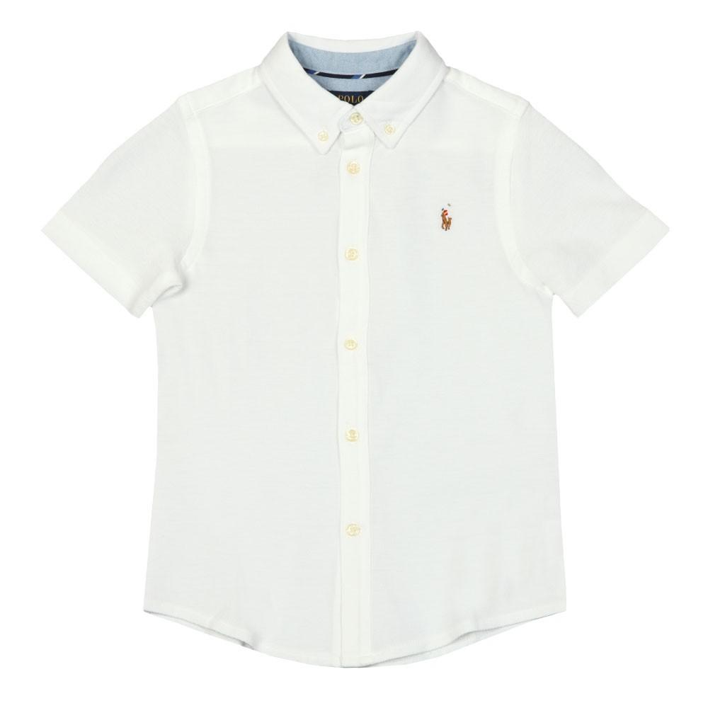 Short Sleeve Pique Shirt main image