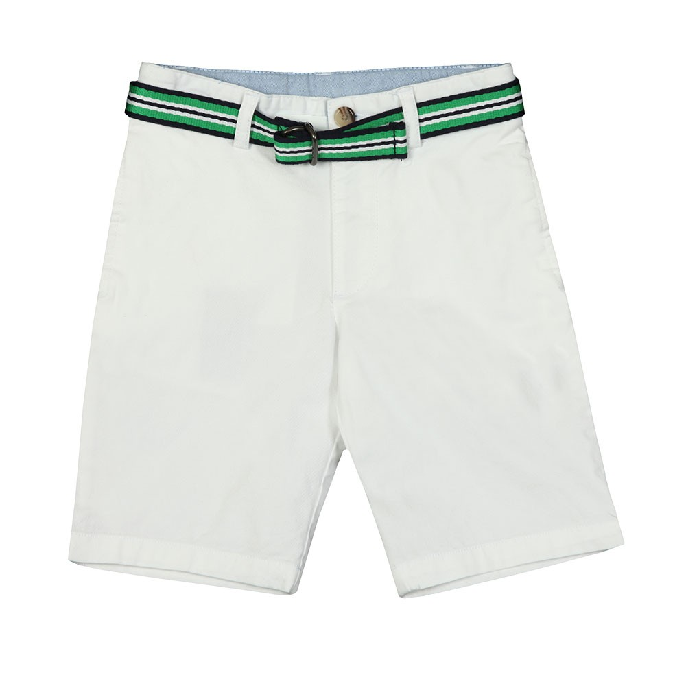 Belted Chino Short main image