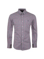 Phillip Slim Fit Stretch Poplin Shirt