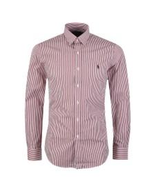 Polo Ralph Lauren Mens Multicoloured Phillip Slim Fit Stretch Poplin Shirt