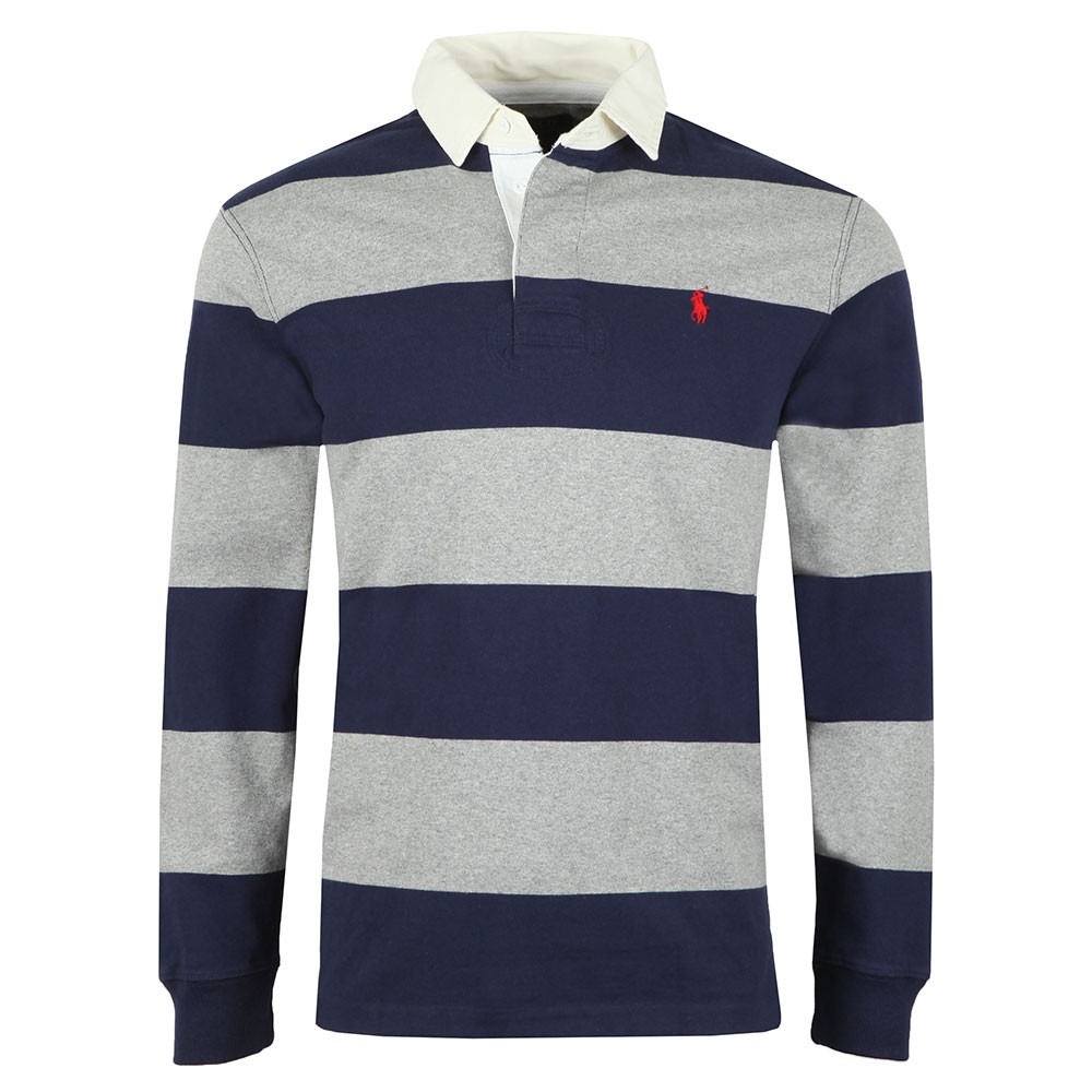 f7cc74932f3 Polo Ralph Lauren The Iconic Rugby Shirt | Oxygen Clothing