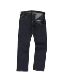 Emporio Armani Mens Blue J45 Jean