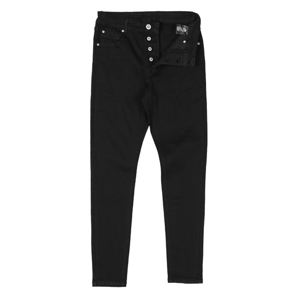 Kings Will Dream Mens Black Eden Skinny Jean