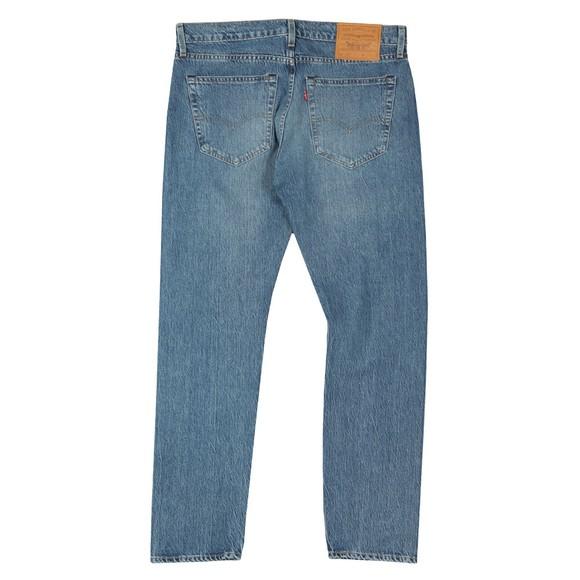 Levi's Mens Blue 512 Slim Tapered Jean main image