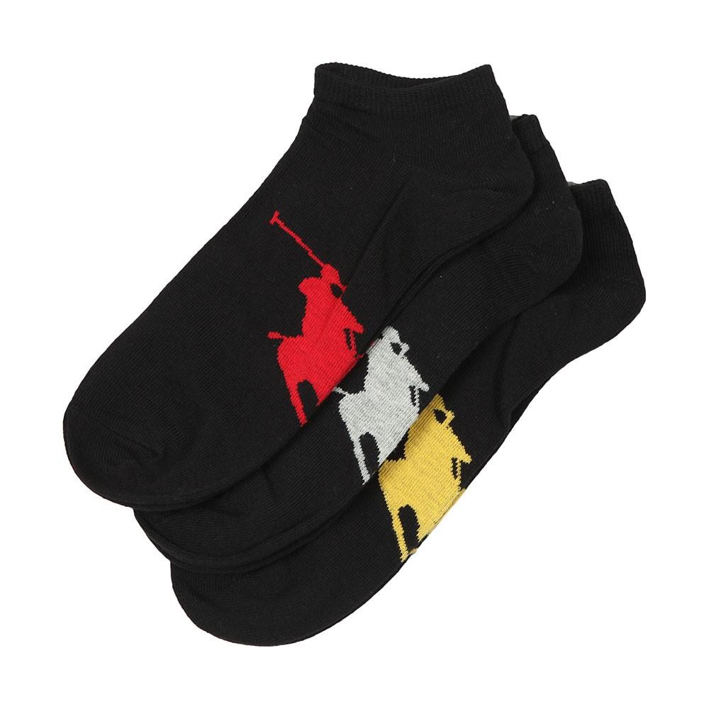 Big PP 3 Pack Trainer Sock main image