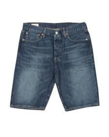 Levi's Mens Blue 501 Jean Short