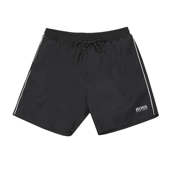 BOSS Bodywear Mens Black Starfish Swim Short main image