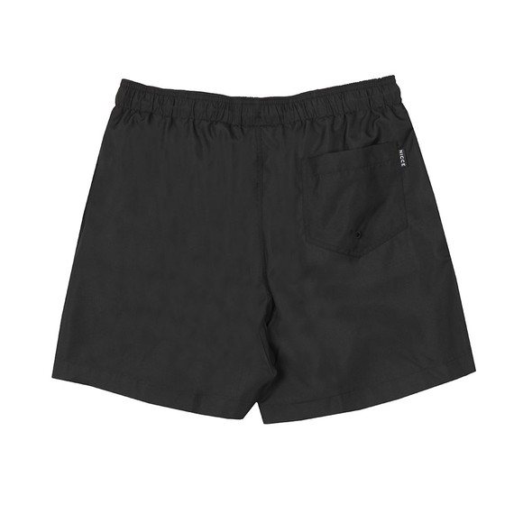 Nicce Mens Black Core Swimshorts main image
