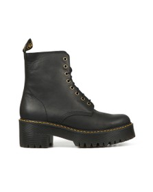 Dr Martens Womens Black Shriver Hi Boot