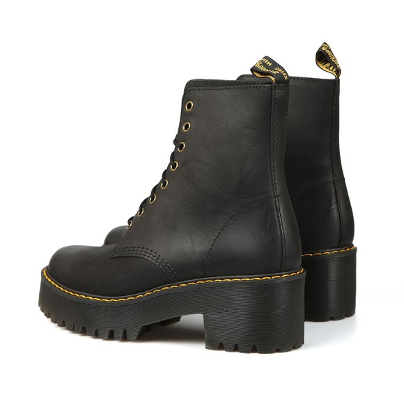 Dr. Martens Womens Black Shriver Hi Boot main image