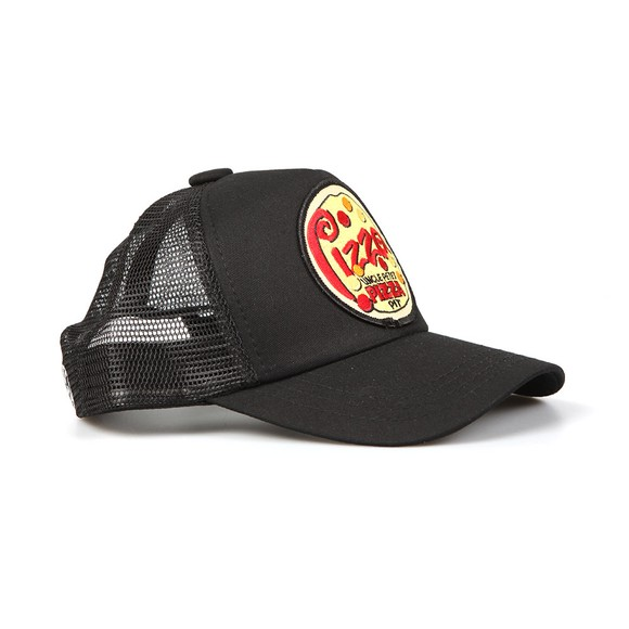 Lucky Seven Boys Black Fortnite Pete's Pizza Cap