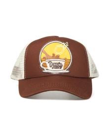 Lucky Seven Boys Brown Fortnite Dusty Diner Cap