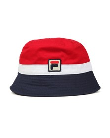 Fila Mens Red Basil Bucket Hat