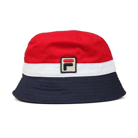 Fila Mens Red Basil Bucket Hat main image