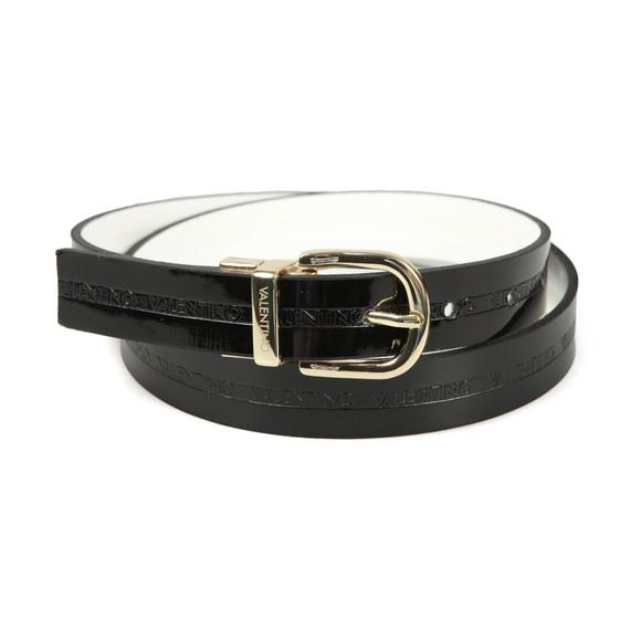 Valentino by Mario Womens Black Emma Belt main image