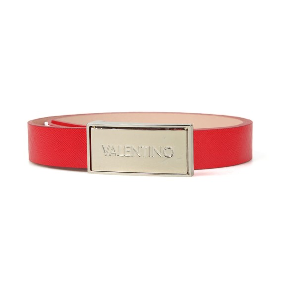 Valentino by Mario Womens Multicoloured Emma Plaque Belt main image