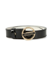 Valentino by Mario Womens Black Lady Belt