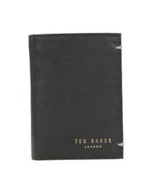 Ted Baker Mens Black Jonnys Core Mini Card Wallet