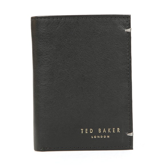 Ted Baker Mens Black Jonnys Core Mini Card Wallet main image