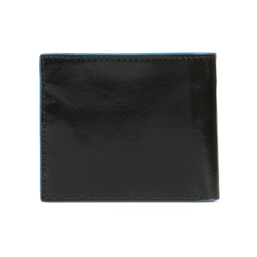 Cechic Contrast Stitch Bifold Wallet main image