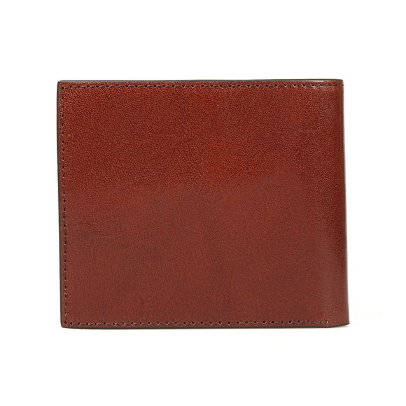Ted Baker Mens Brown Lander Contrast Bifold Wallet main image