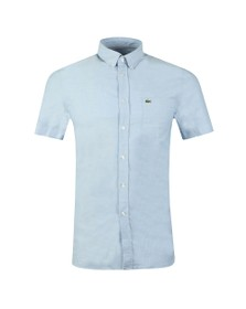 Lacoste Mens Blue CH4975 Shirt