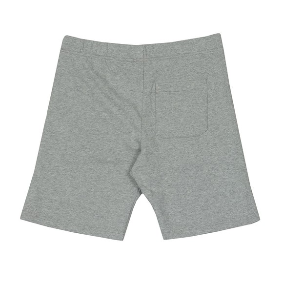 Carhartt WIP Mens Grey College Sweat Short main image
